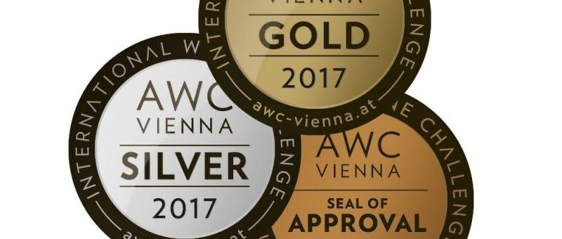 5x Silber bei der AWC Vienna