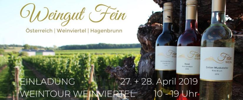 27. & 28. April 2019: Weintour Weinviertel