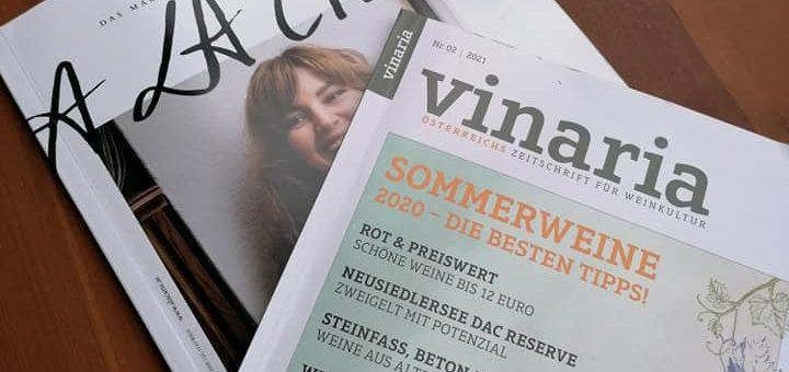 Top Bewertungen für Zweigelt und Weinviertel DAC!